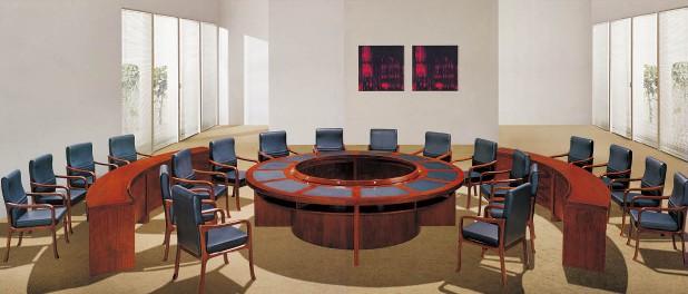 HSL0528会议桌